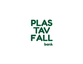 Plastavfall-Bank